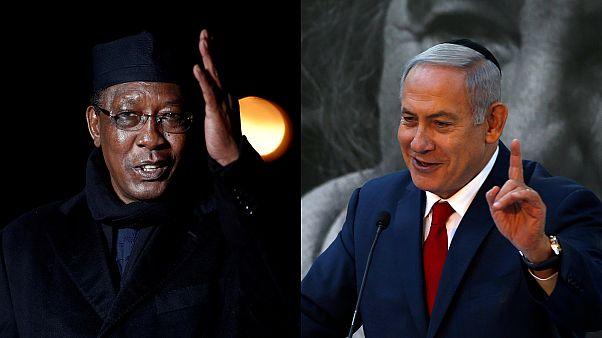 Çad'dan İsrail'e 40 yıl sonra ilk ziyaret: Devlet Başkanı Debi İsrail'e gidiyor