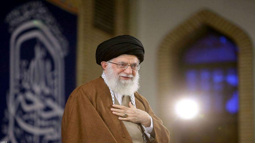 مرشد الثورة الإيرانية علي خامنئي