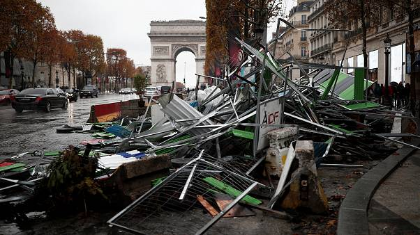 State of the Union: Chaos in Paris - bald auch in London?