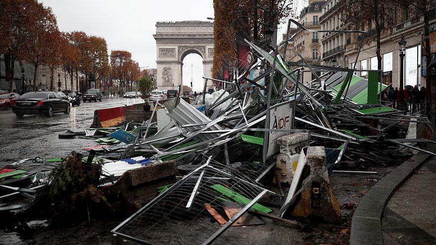 La France à l'heure des gilets jaunes