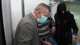 Syrisches Außenministerium meldet Giftgasangriff auf Aleppo