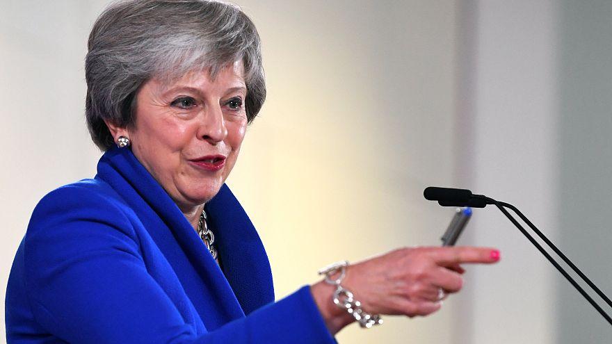 İngiltere Başbakanı May: Parlamento Brexit anlaşmasını Noel'den önce oylayacak