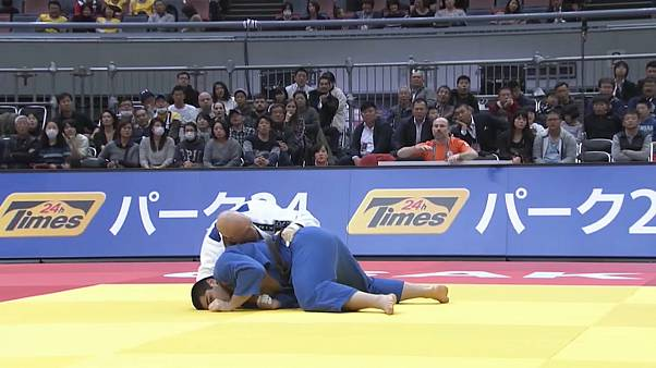 Explosive judo on Day 3 of Osaka Grand Slam as Japanese judoka dominate