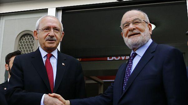 Yerel seçimler: Kılıçdaroğlu, Karamollaoğlu'nu ziyaret edecek