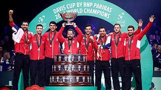Horvátország nyerte a Davis-kupát