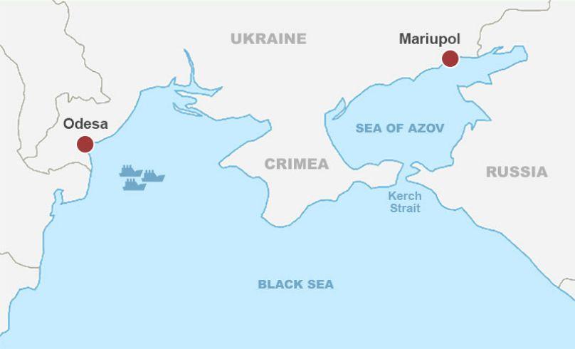 Crimea crisis: What is happening between Ukraine and Russia ...