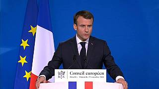 """Macron : """"Notre Europe doit être refondée"""""""