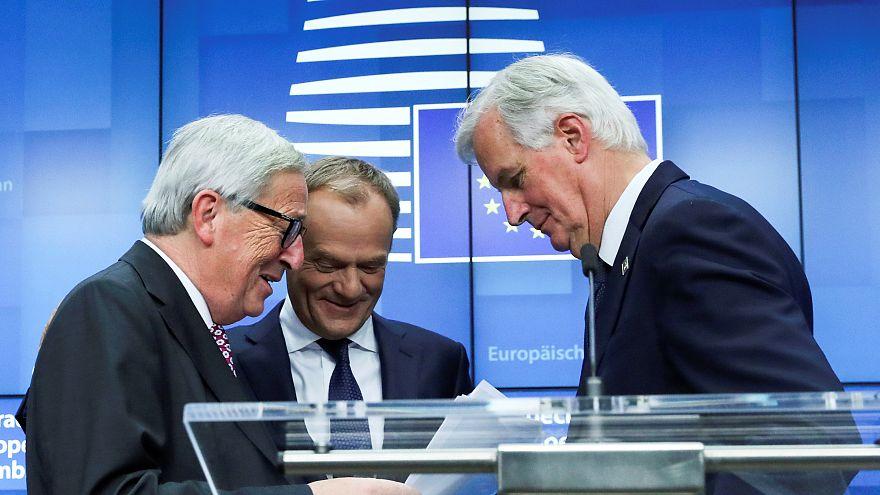 Los líderes europeos aprueban formalmente el acuerdo del Brexit