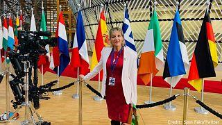 I'm being 'thrown out' of the European Parliament, says Sinn Fein MEP