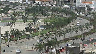 Luanda, capital mundial da paz 2019