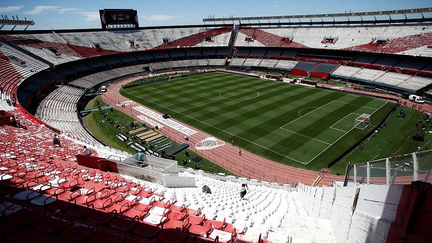 Copa Libertadores cup final called off