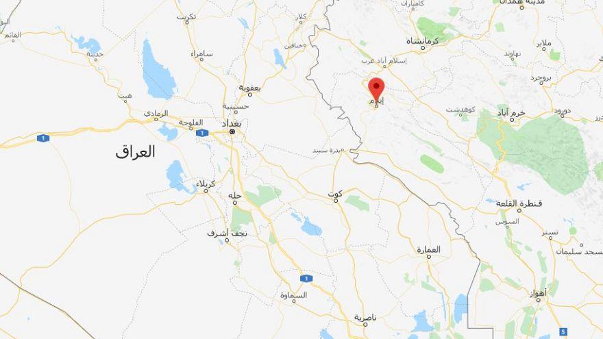 زلزال بقوة 6.3 درجة يضرب غرب إيران وإصابة حوالي 200 شخص
