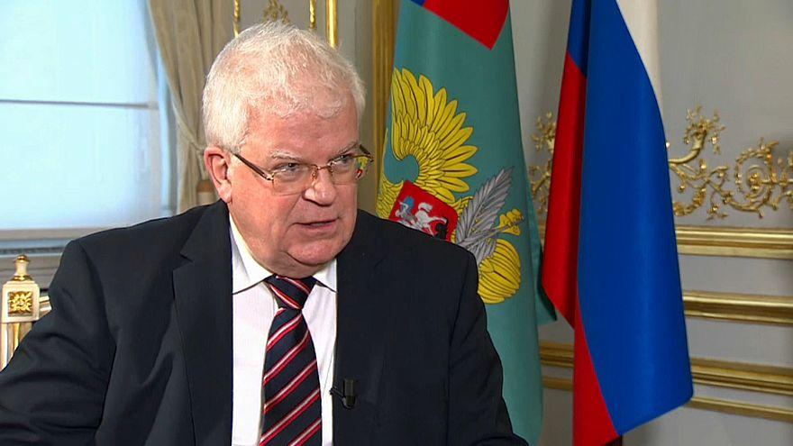 """Russland: """"Keine Militarisierung im Asowschen Meer"""""""