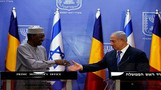 نتنياهو يبلغ رئيس تشاد بأنه سيزور مزيدا من الدول العربية قريبا