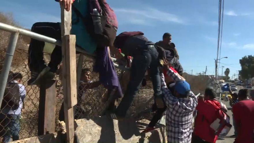 Messico, il governo rimpatrierà i migranti che tentano di entrare illegalmente negli Usa