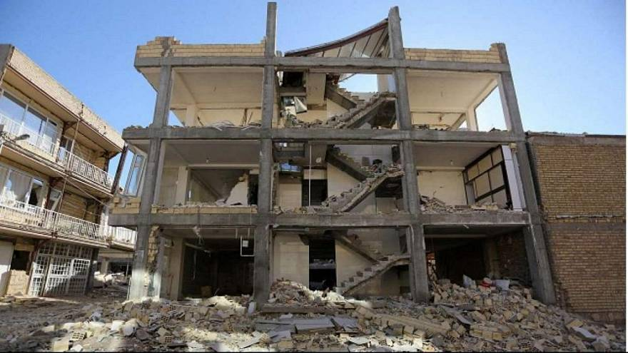 İran'ın batısında deprem: 700'den fazla kişi yaralandı