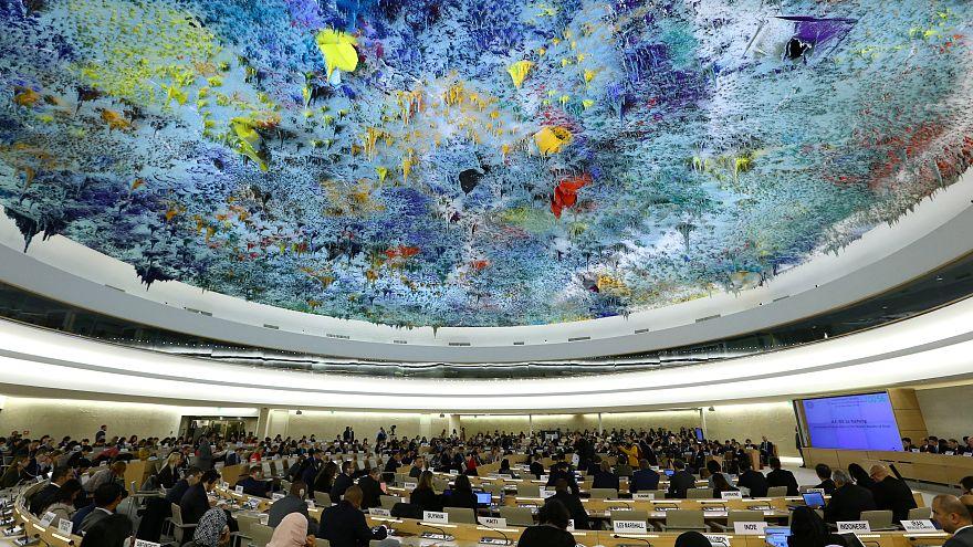 Az ENSZ emberi jogi bizottságának november 6-i ülése
