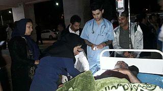 زلزله یکشنبه ۴ آذر در کرمانشاه