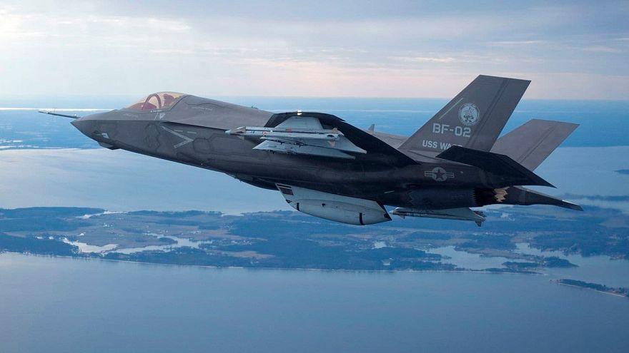 ABD İsrail'e yeni F-35'leri teslim etti
