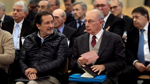 Arranca el juicio contra la antigua cúpula de Bankia por su polémica salida a bolsa