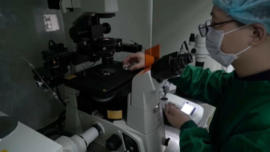 Genetik tasarımlı ilk bebekler Çin'de doğdu: Amaç HIV virüsü ile mücadele