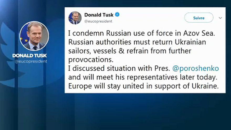 Tusk: Európa egységes marad Ukrajna támogatásában