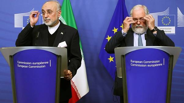 صالحی در اروپا: اگر برجام از هم بپاشد هرج و مرج حاکم میشود
