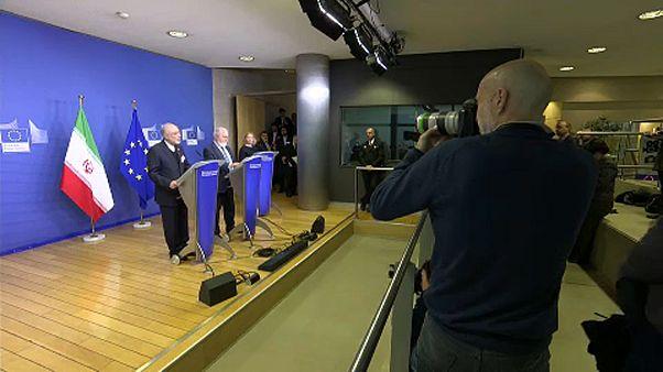 Brüssel und Teheran halten am Iran-Abkommen fest