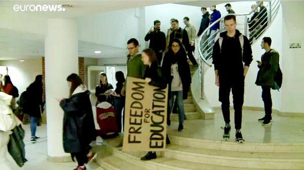 Demonstrálok az ELTE Társadalomtudományi Karán november 14-én