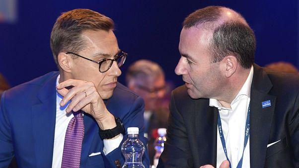 EU-Kommission: Alexander Stubb tritt gegen Manfred Weber an