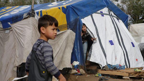 Flüchtlingslager Moria: Dramatische Lebensbedingungen für die Bewohner
