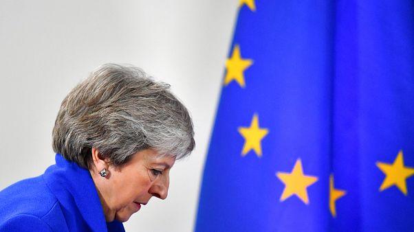 Brexit: May beruft Sondersitzung zum No-Deal-Szenario ein