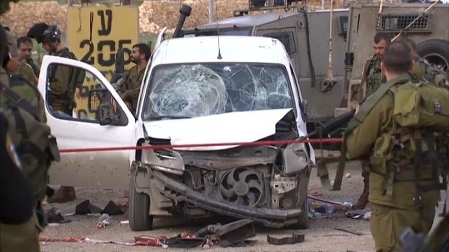 مقتل فلسطيني أصاب 3 جنود إسرائيليين في عملية دهس بسيارة ببيت لحم