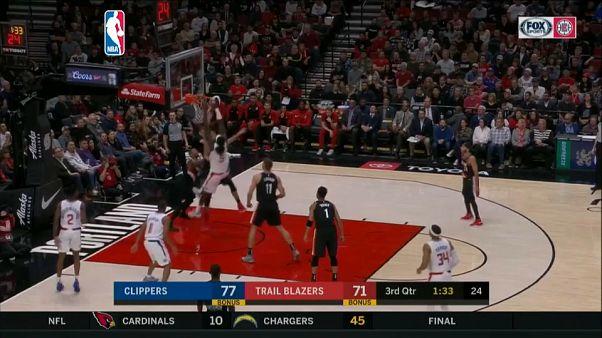 Los Clippers lideran la Conferencia Oeste