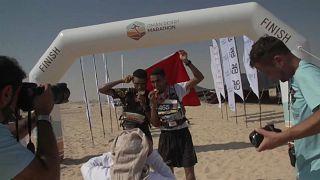 Marokkaner dominieren Extremlauf