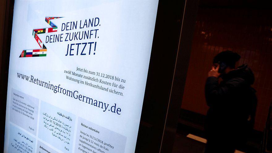 La Germania offre fino a 3mila euro ai profughi che accettano di tornare nel loro paese