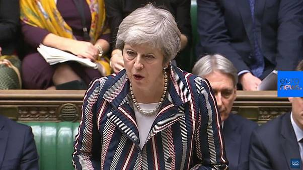 Watch again: British MPs hit out at PM Theresa May's Brexit deal