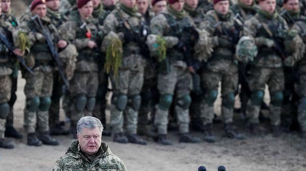 Ukrayna Devlet Başkanı Petro Poroşenko