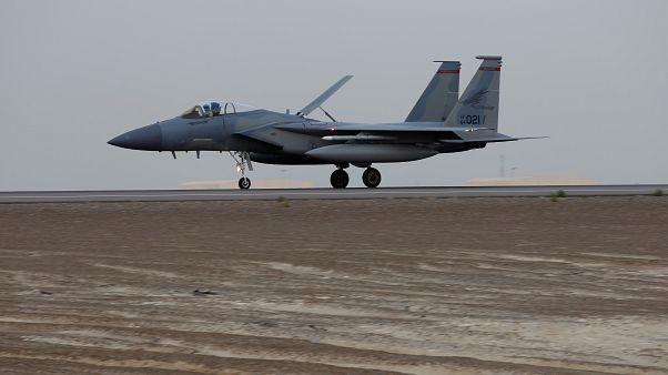 قطر تتوقع استلام أول 6 مقاتلات إف-15 بحلول مارس 2021