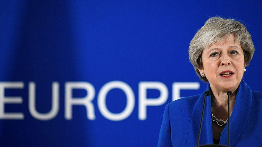 """Theresa May: """"No hay mejor acuerdo posible"""" para el Brexit"""