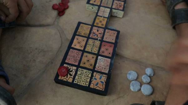 Royal Game of Ur: the ancient boardgame making a comeback in Iraq