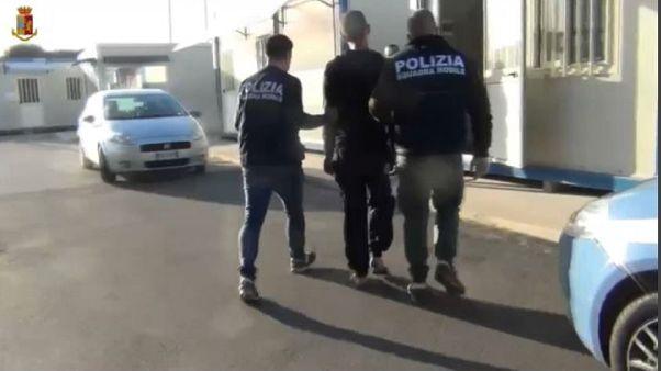 Sicilia: doppia operazione anti scafisti