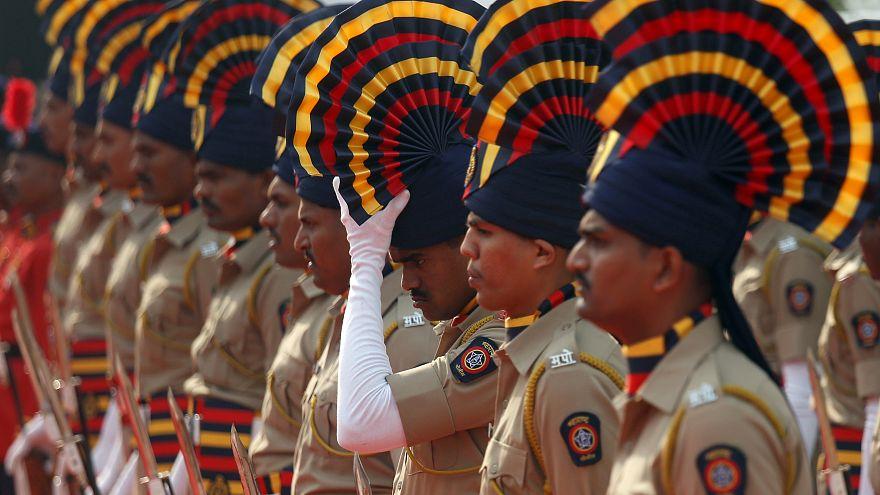 مراسم دهمین سالگرد حمله تروریستی در بمبئی