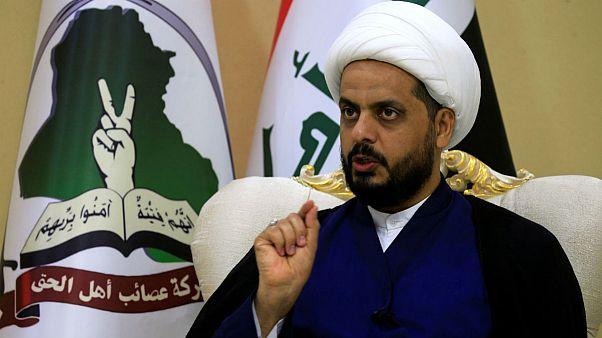 رهبر شبه نظامیان شیعه عراق خواستار مسئولیت رسمی امنیتی برای این نیروها شد