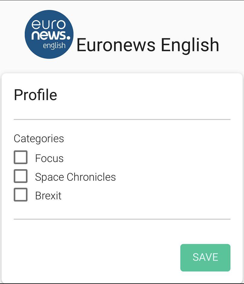 watch euronews tv live
