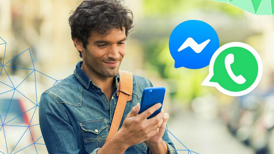 Euronews daily newsletter on WhatsApp and Facebook Messenger