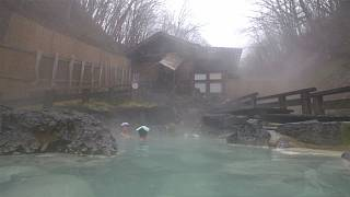 Geleneksel Japon kaplıca hanları iş ve dinlenmeyi bir araya getiriyor