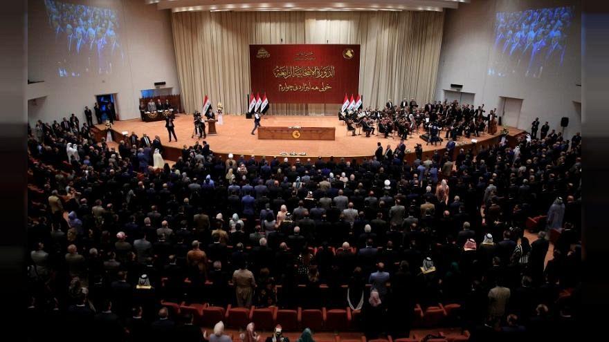 البرلمان العراقي يصوت على الحقائب الوزارية الثمانية الشاغرة