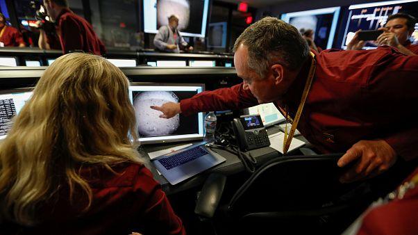 Vuelve a ver el histórico aterrizaje en Marte de la sonda InSight