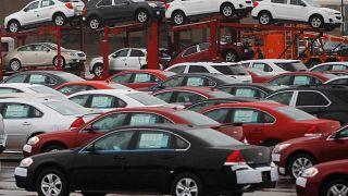 Tömeges elbocsátás a General Motorsnál